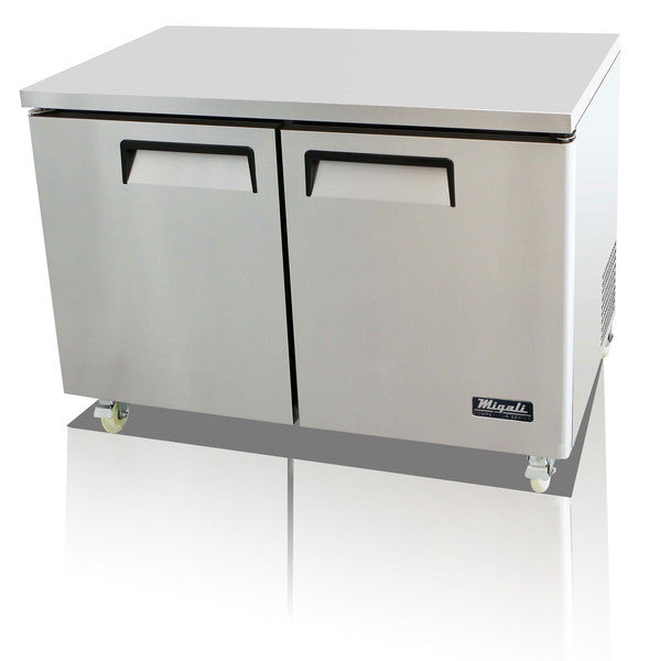 Migali Refrigeration Under Counter / Worktop Freezer- C-U48F-HC