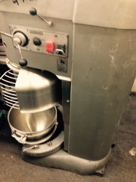 Hobart 80 Quart Mixer; Power Bowl Lift; 4 Speeds; 208 Volts; 1 PH; Model: M802