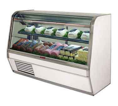 Howard McCray Refrigerated Display Case Curved Glass-SC-CDS32E-4C-LS