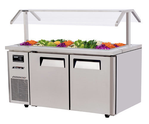 Turbo-Air  5'  Refrigerated Buffet Table- JBT-60