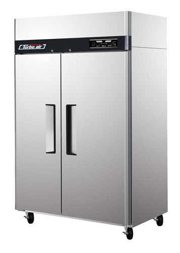 Turbo-Air Solid Door Dual Temp Refrigerator/ Freezer- JRF-45