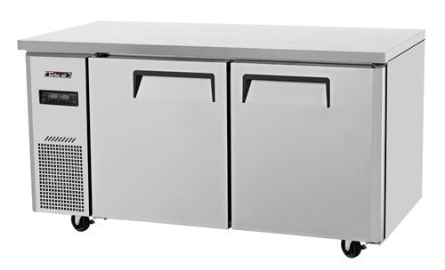 Turbo-Air Under Counter (Dual Temp) Refrigerator/ Freezer- JURF-60