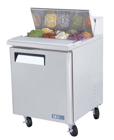 Turbo-Air 3' Refrigerated Sandwich/Salad Unit- MST-28