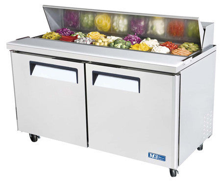 Turbo-Air 5' Refrigerated Sandwich/Salad Unit- MST-60