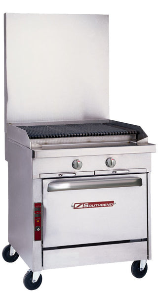 "Southbend Platinum 36"" Charbroiler"