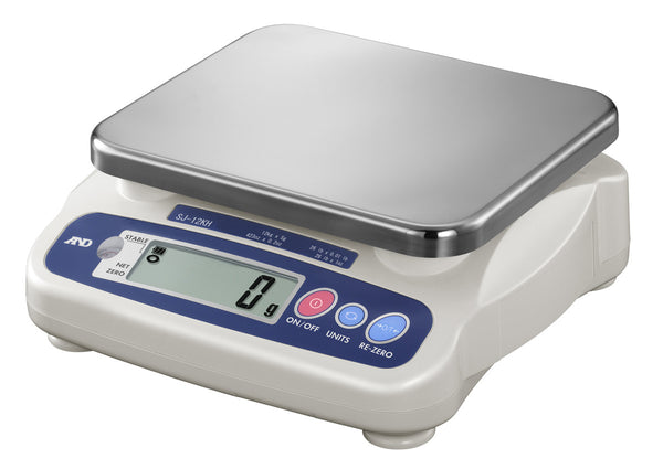 Low Profile Digital Scale (SJ1000HS )