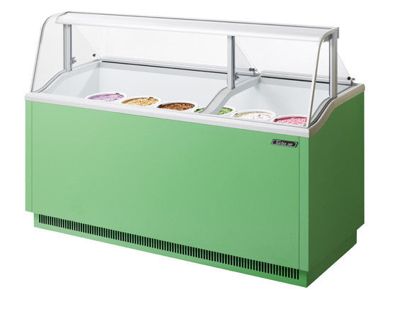 Turbo-Air (TIDC-70G-N) Ice Cream Dipping Cabinet