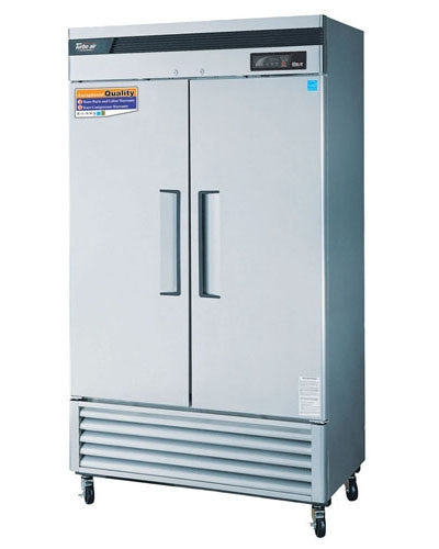 Turbo-Air 2 Solid Door Reach In Freezer- TSF-35SD-N