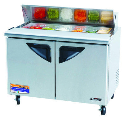 Turbo-Air Super Deluxe Sandwich/Salad Unit- TST-48SD
