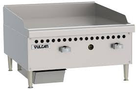 "Vulcan Counter Top 24"" Griddle- VCRG24-M"