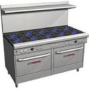 10 burner range (Southbend Ultimate 60 )- 4601DD