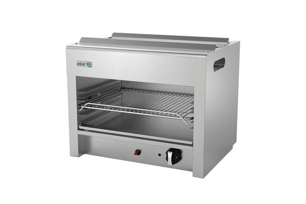 "Cheese Melter, 24"", GAS, Range or Wall Mounted (Asber)- AECM-24"