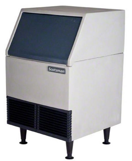 Scotsman FLAKE STYLE Air Cooled Ice Machine W/Bin- AFE424A-1