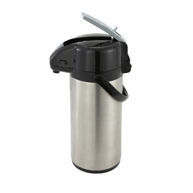 2.5L S/S airpot with lever top