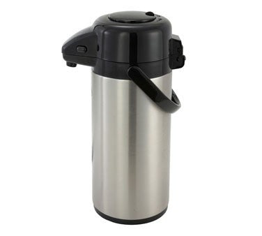 3L S/S airpot, push button