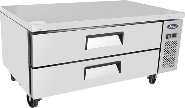 "48"" 2 Drawer Refrigerated Chef Base"