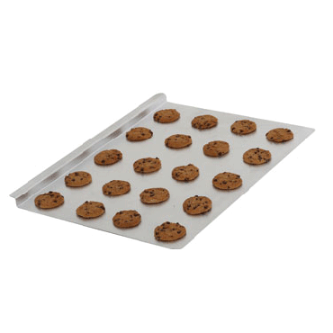 "20"" x 14"" Aluminum, non-stick cookie sheet"