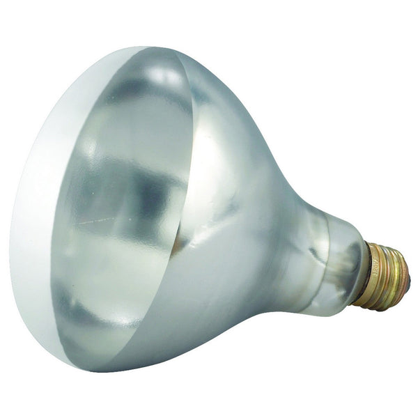 Replacement Heat Lamp Bulb, CLEAR, Fits EHL-2 Heat Lamp