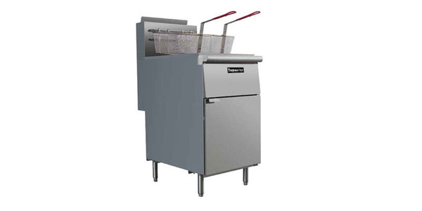 Therma-Tek Gas Floor Standing Fryer- F5