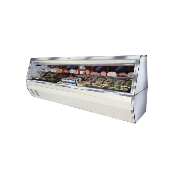 Howard McCray Refrigerated Display Case Flat Glass-SC-CDS35-4