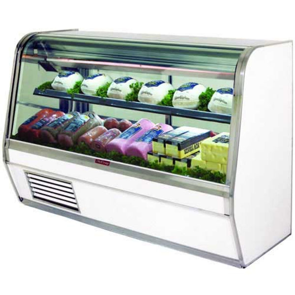 Howard McCray Refrigerated Deli Case Curved Glass-SC-CDS32E-6C-LS