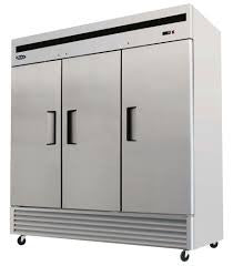 Atosa 3 Door Upright Freezer- MBF8504
