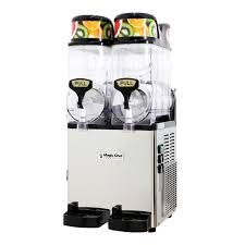 Double 3 Gallon Tank Frozen Drink Machine
