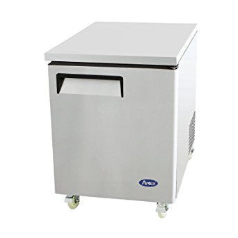 "Atosa Under Counter 27"" Refrigerator- MGF8401"