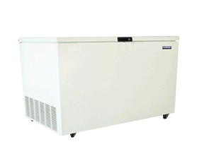 "Chest Freezer 51"" Solid Door Hinged Ojeda USA (NCF-51)"