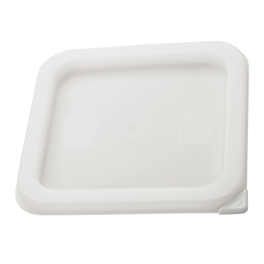 White, Square, Cover, Fit's 12&18 qt. Storage Containers