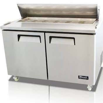 Migali Refrigeration, Sandwich Prep Unit- C-SP60-16