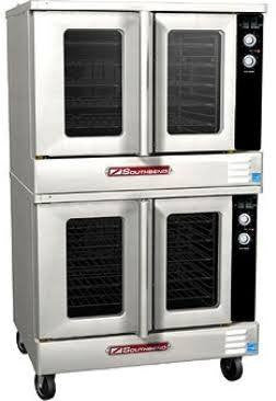 Southbend (BGS/22SC) Bronze Double Deck Gas Convection Oven