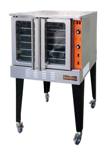 Single Deck Convection Oven, Natural Gas