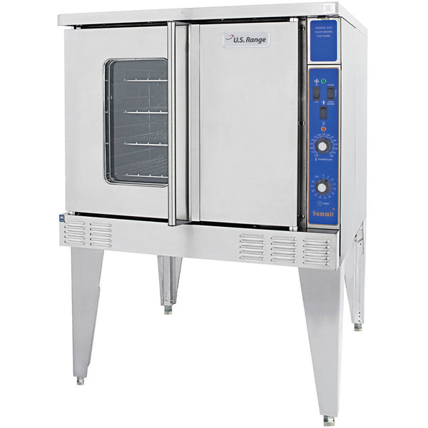 Single Deck Convection Oven, Gas