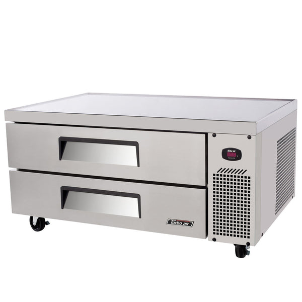 Turbo-Air 4' Euipment Stand Refrigerated Chef Base- TCBE-48SDR