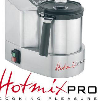 Hotmix Pro Gastro Food Processor- HotMIXPRO