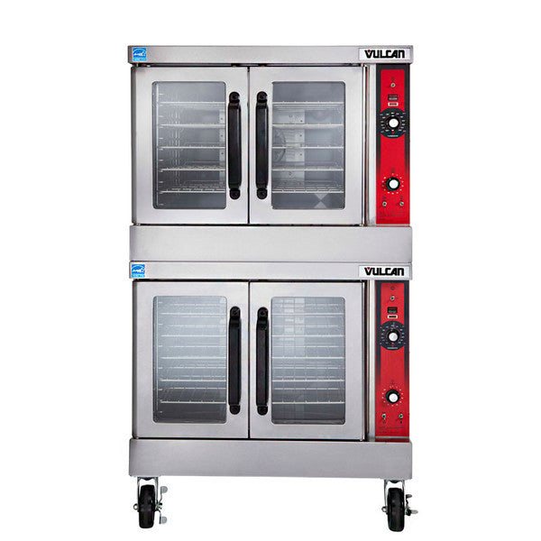 Vulcan Commercial Convection Oven (Gas / Double Deck)- VC44GD