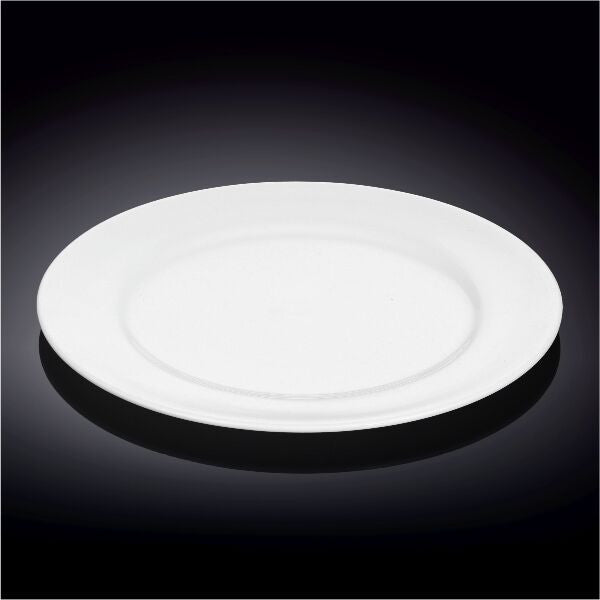 Dinner 11 Inch Plate Durable Porcelain(Wilmax) 18 Pieces