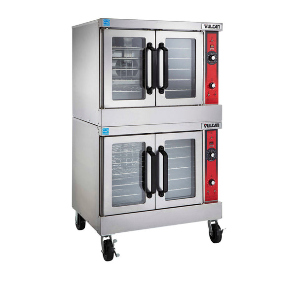 Vulcan Commercial Convection Oven (Electric / Double Deck)- VC44ED