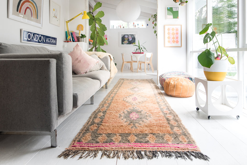 A Slice of Vintage Morocco in your Living Room