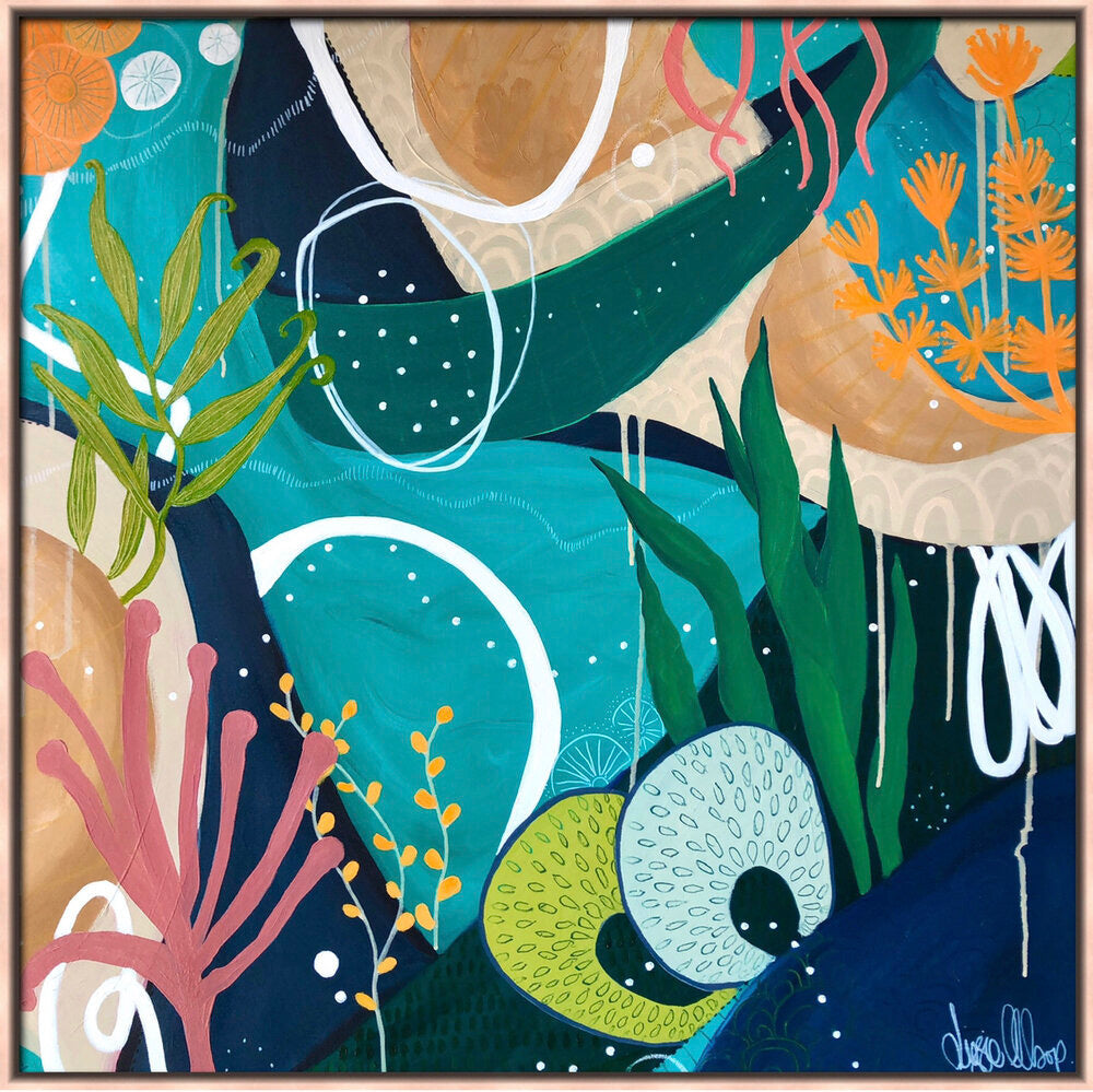 'Saving Coral' Limited Edition Print By Lizzie Alsop