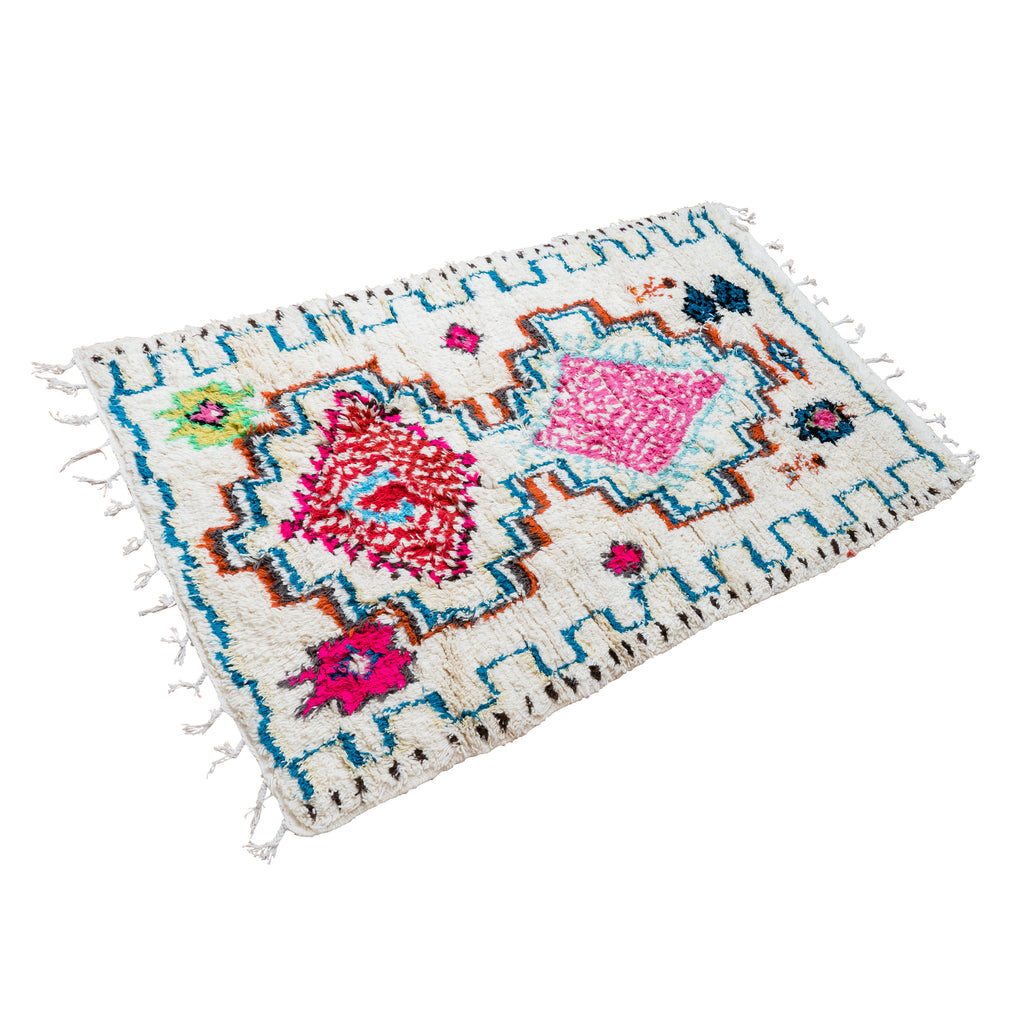 CARLY AZILAL MOROCCAN RUG