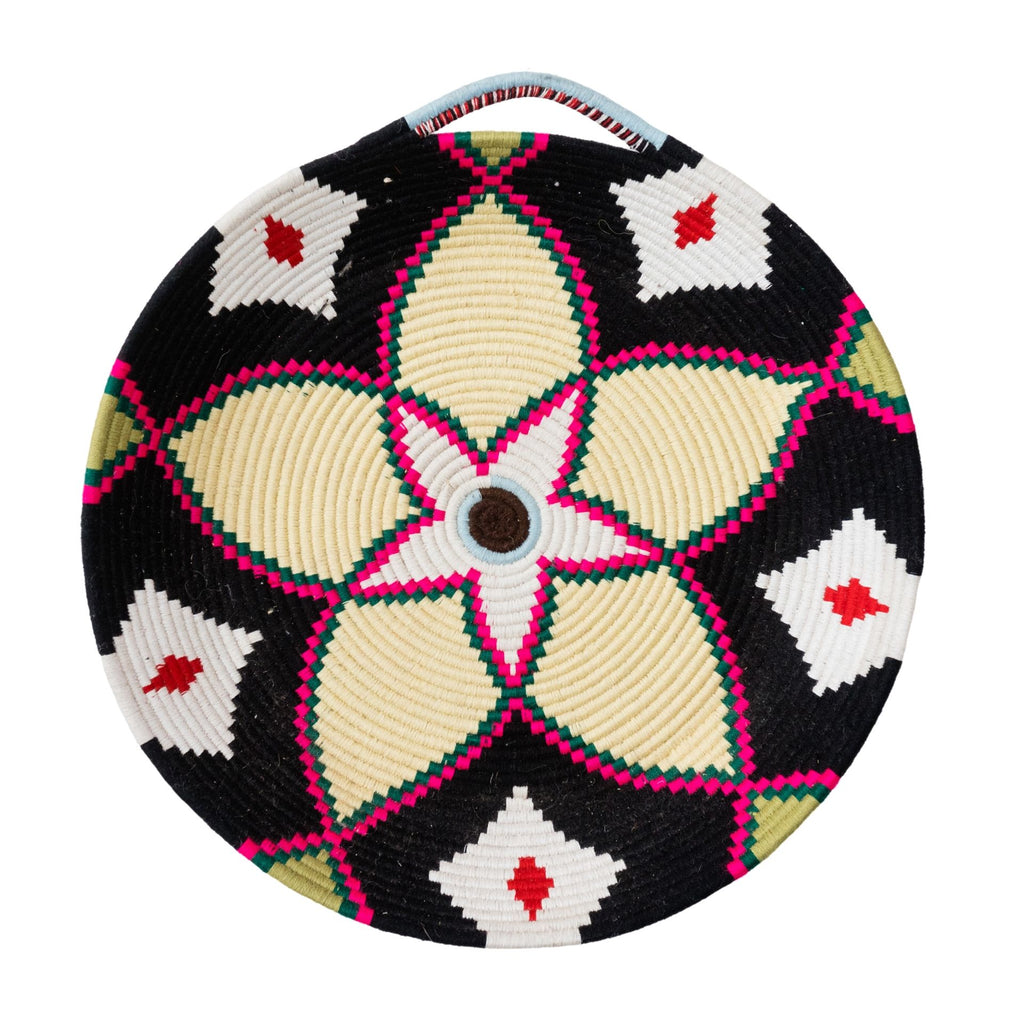 Love Moroccan Rugs - Berber Plate - Cream - Melbourne - Mount Martha