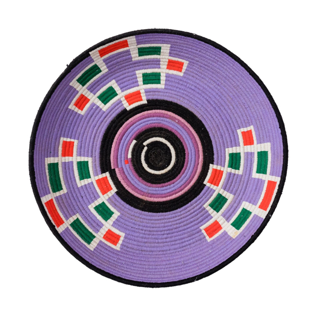 Love Moroccan Rugs - Berber Plate - Purple - Melbourne - Mount Martha