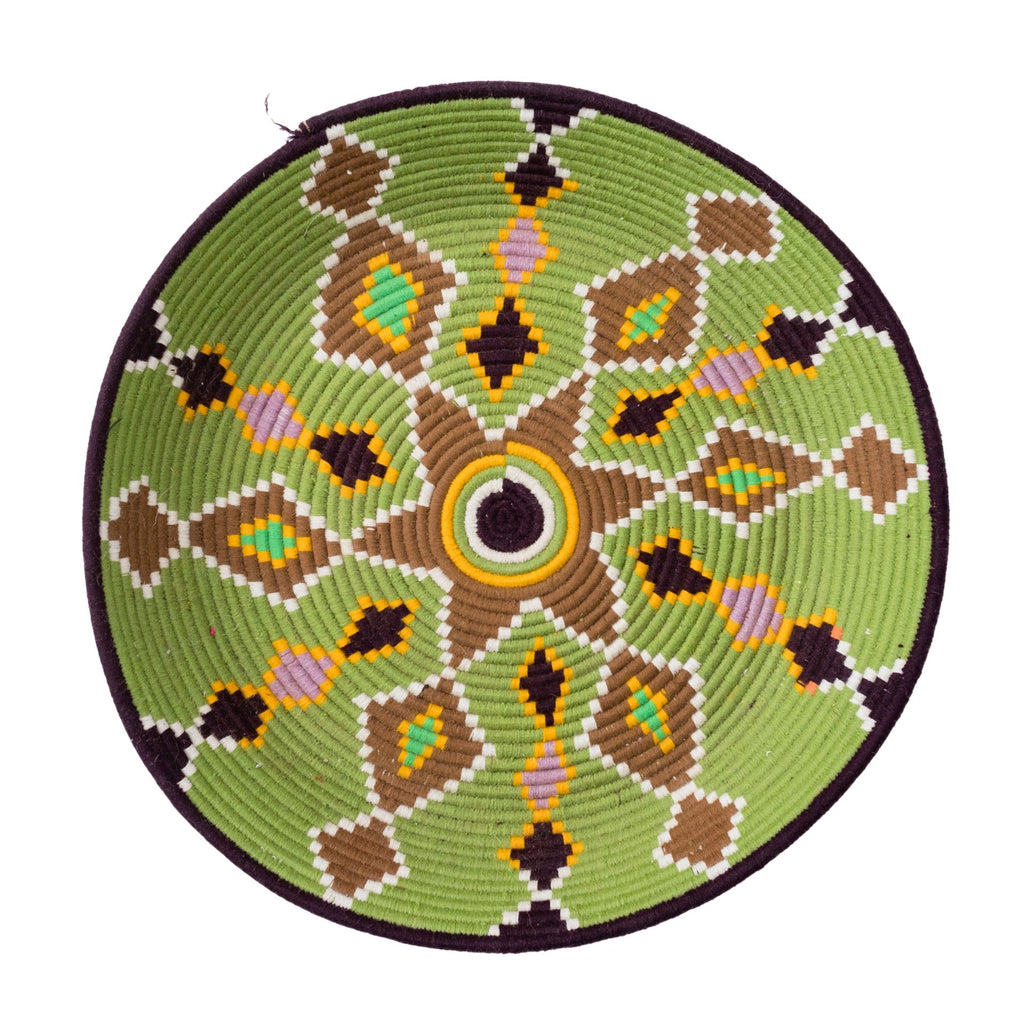 Love Moroccan Rugs - Berber Plate - Olive - Melbourne - Mount Martha