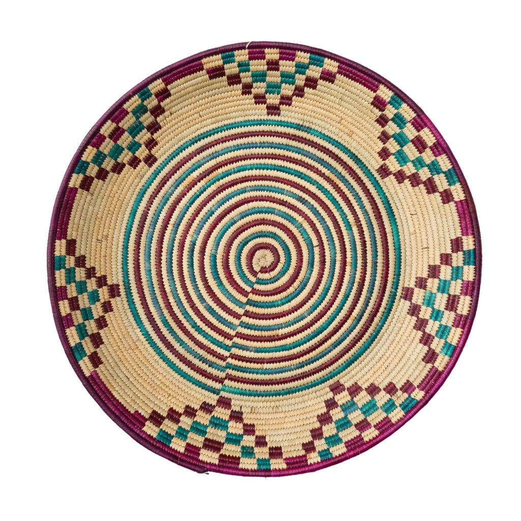 Love Moroccan Rugs - Berber Plate - Tan - Melbourne - Mount Martha