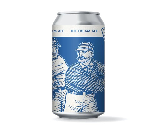 Anspach & Hobday Cream Ale 4.5% 440ml