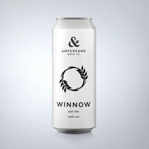 Ampersand Winnow IPA 5.5% 440ml