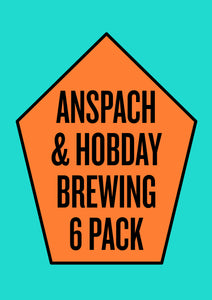 Anspach & Hobday Mixed Bundle (6-Pack)