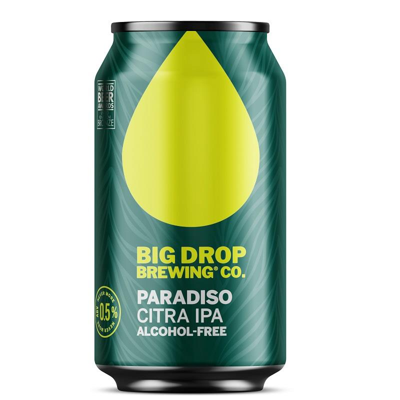 Big Drop Citra IPA Alcohol Free 0.5% 330ml